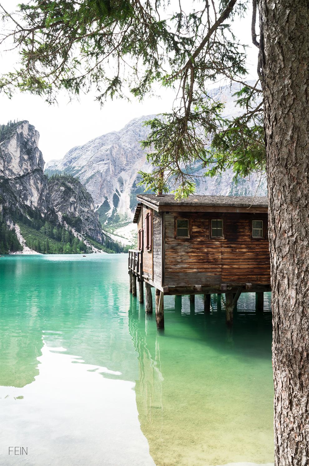 Zuhause Unterwegs Südtirol See