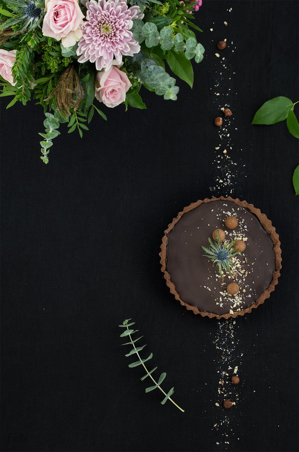 schokoladentarte-rezept