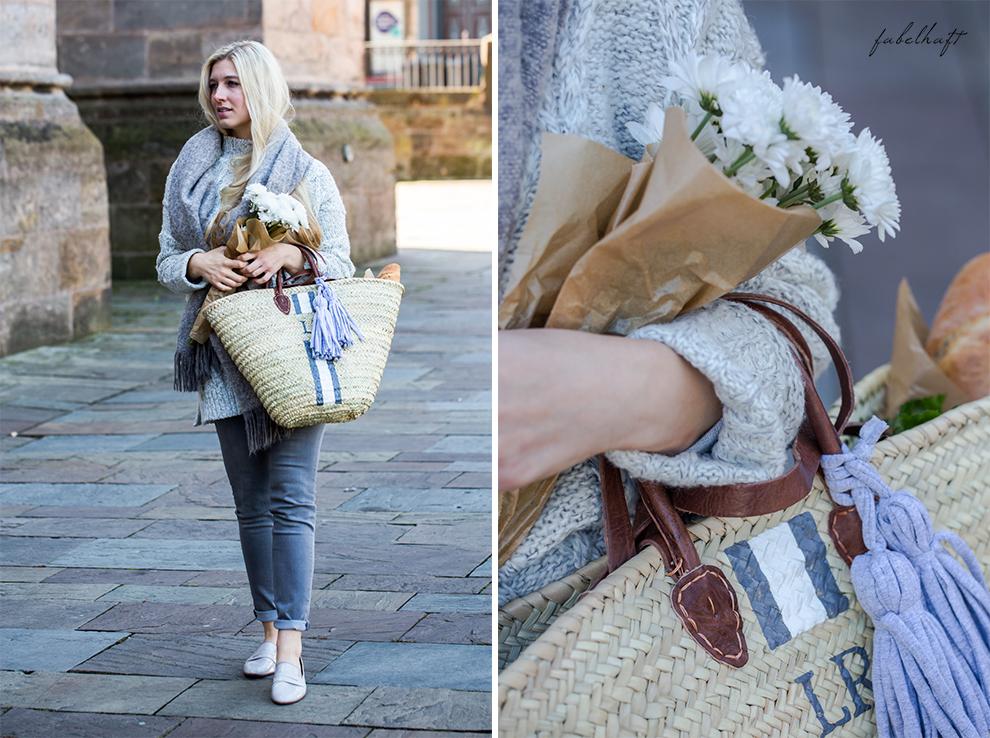 lieblingsstueck-germany-fein-und-fabelhaft-monogram-basket-bastkorb-herbst-outfit-kuschel-pullover-grau-slipper-loafer-7