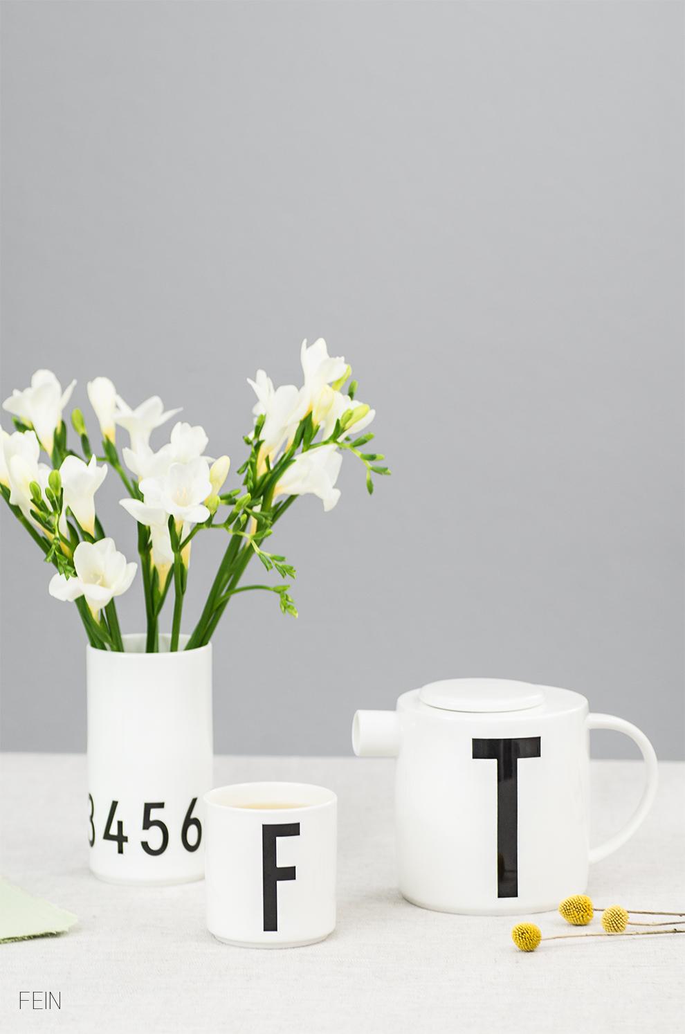 Design letters Frühling 2017