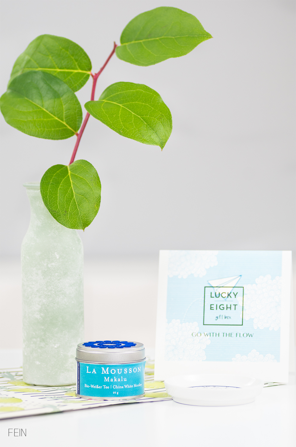 Lucky Eight Gift Box