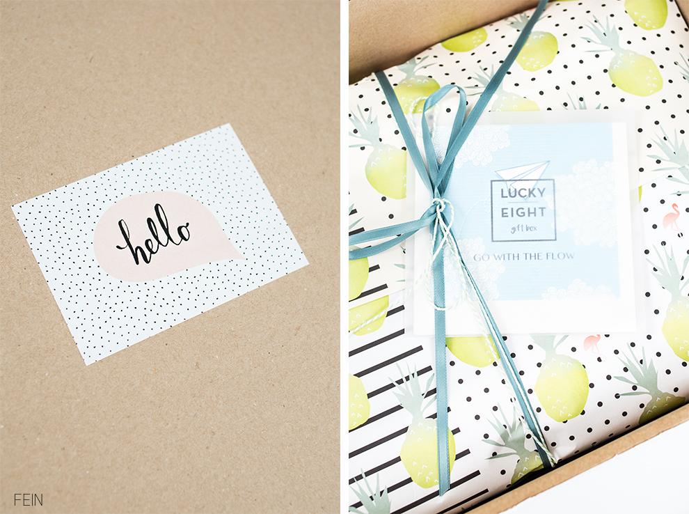 Pantone Gift Box