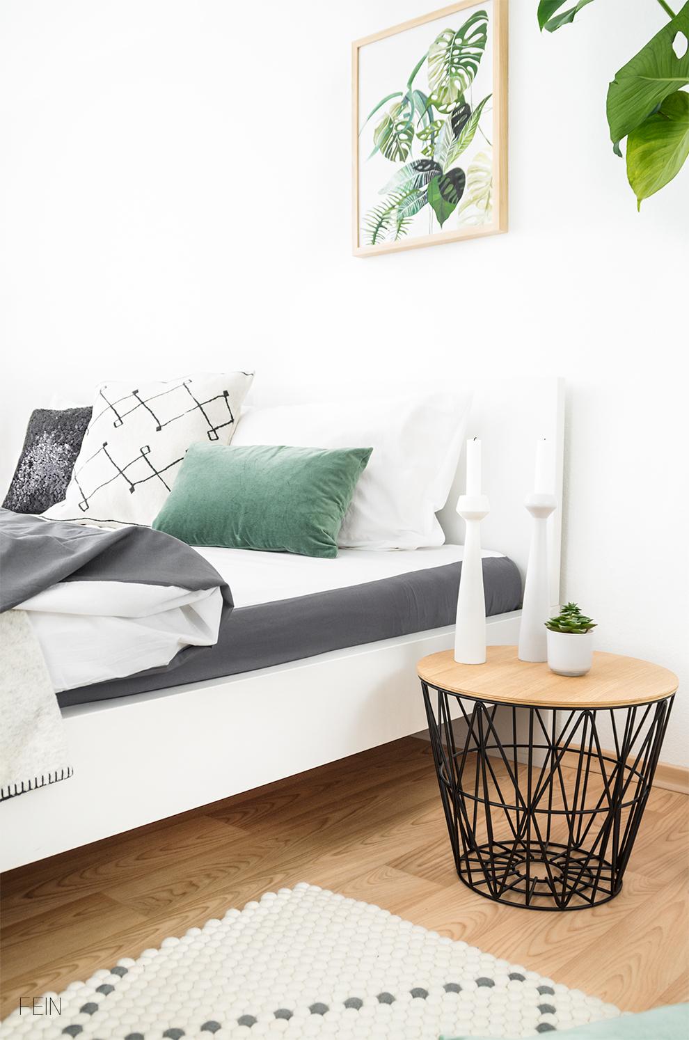 Fesselnd Greenery Interior Trend