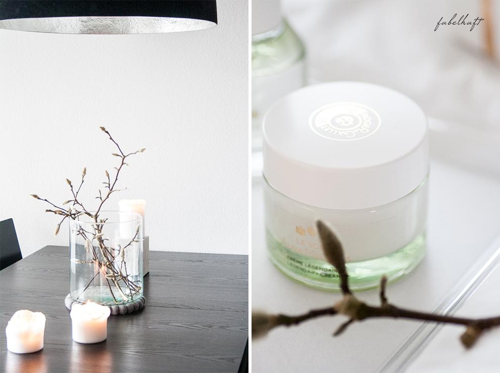 Flaconi Roger Gallet Skincare Hautpflege Winter Blogger Fein und Fabelhaft Interior Schlicht elegant Weiß Home Beauty 5 Aura Mirabilis