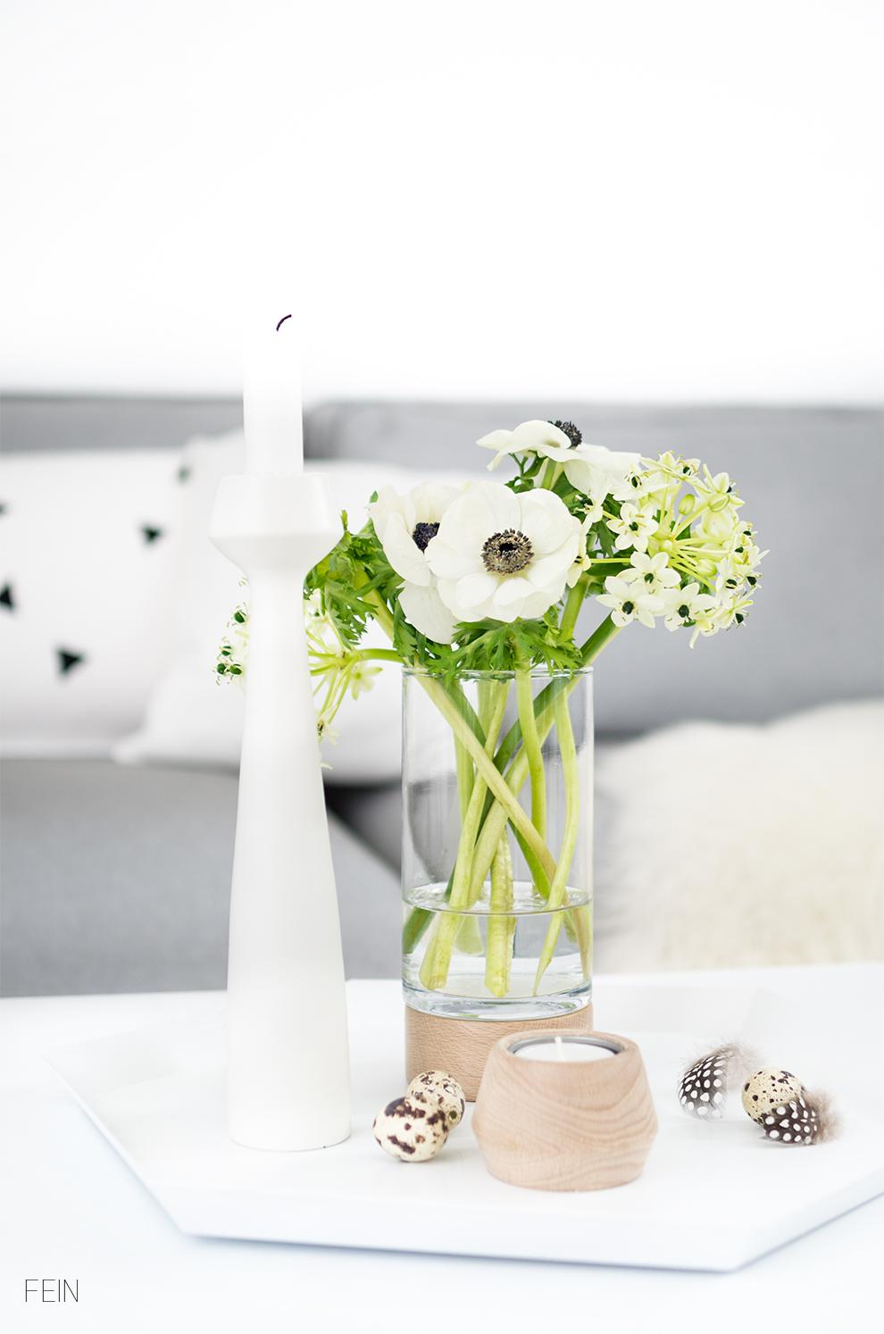 Osterideen Blumenstrauß