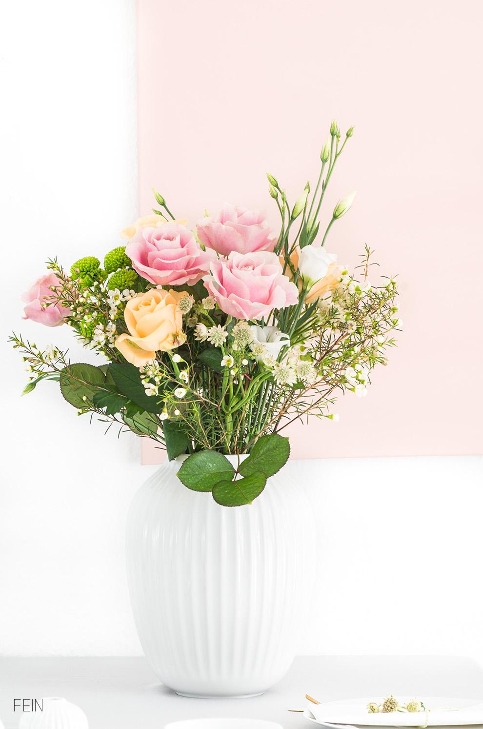 Ostertisch Kähler Vase L
