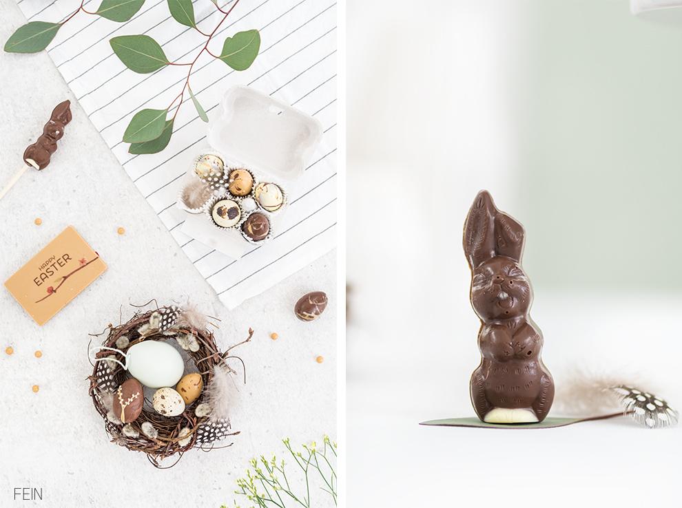 Sweet Table Osterkörbchen Ostern Geschenke