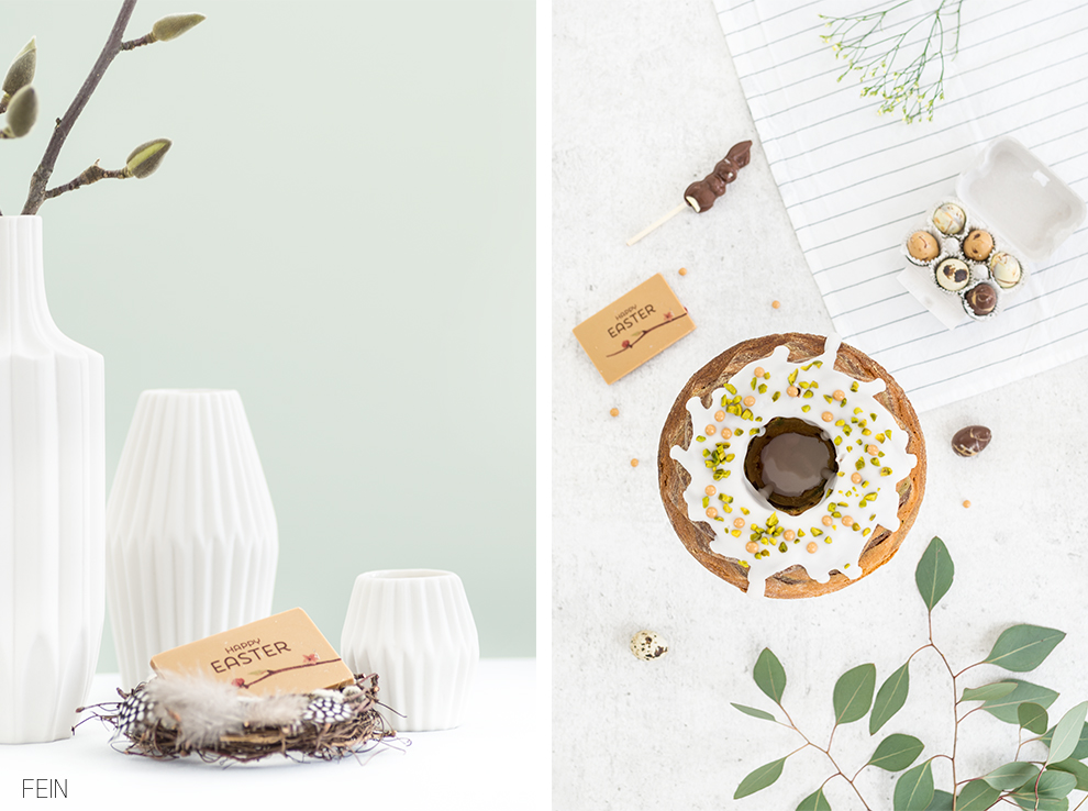 Sweet Table Osterkuchen