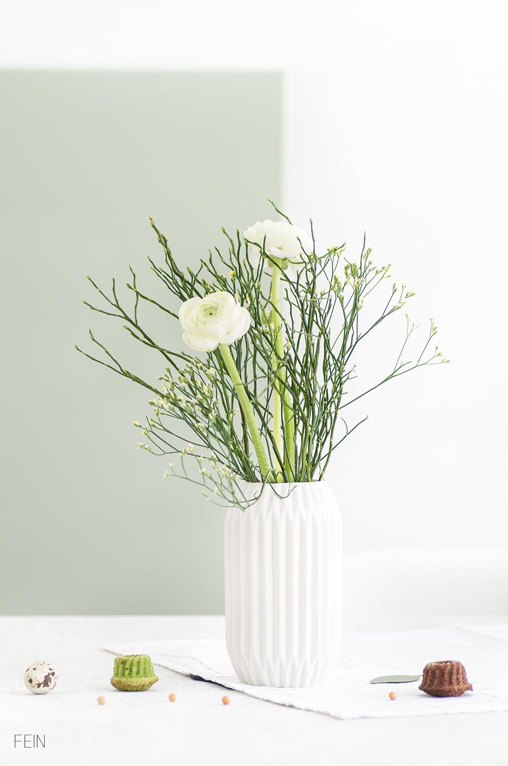 Sweet Table Ostern Blumen