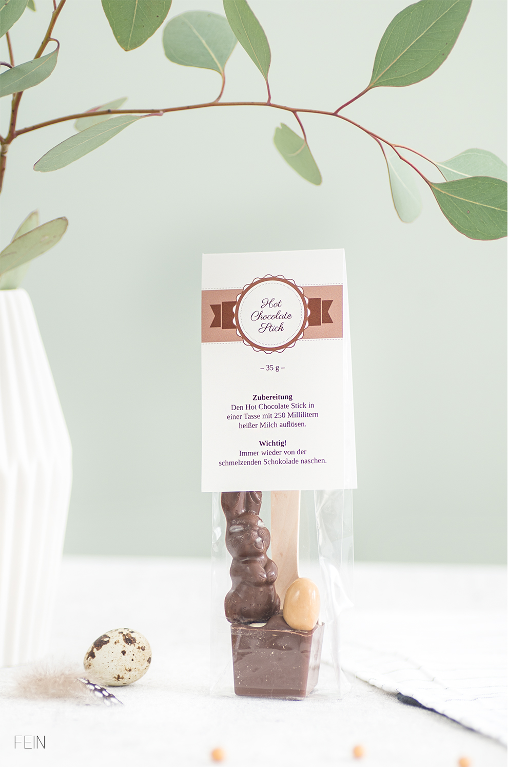 Sweet Table Schokolade Osterhase Schoko