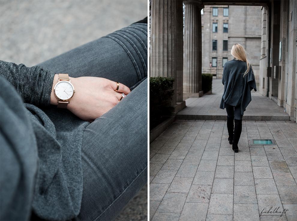 Zwillingherz Kaschmir Mode Trend Poncho Cashmere Fein und Fabelhaft Fashion Köln City Lifestyle Stadtleben Blond Blogger 5