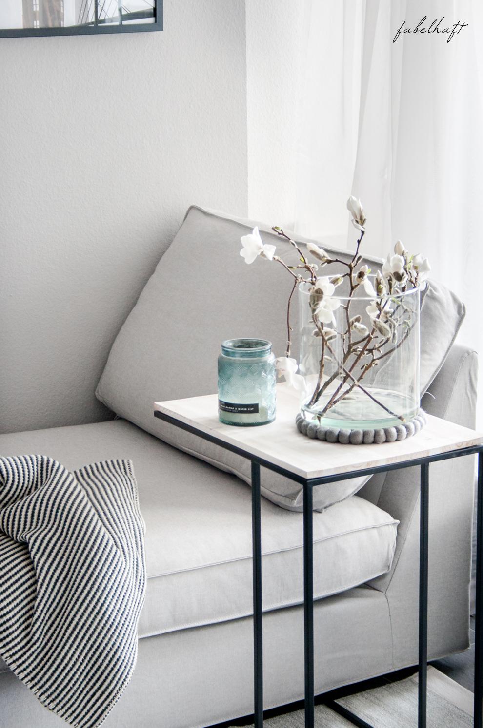 Recarmiere Fein und Fabelhaft Blog Lounge Interior Trend Europa Apotheek Möve Grau Frühling 8