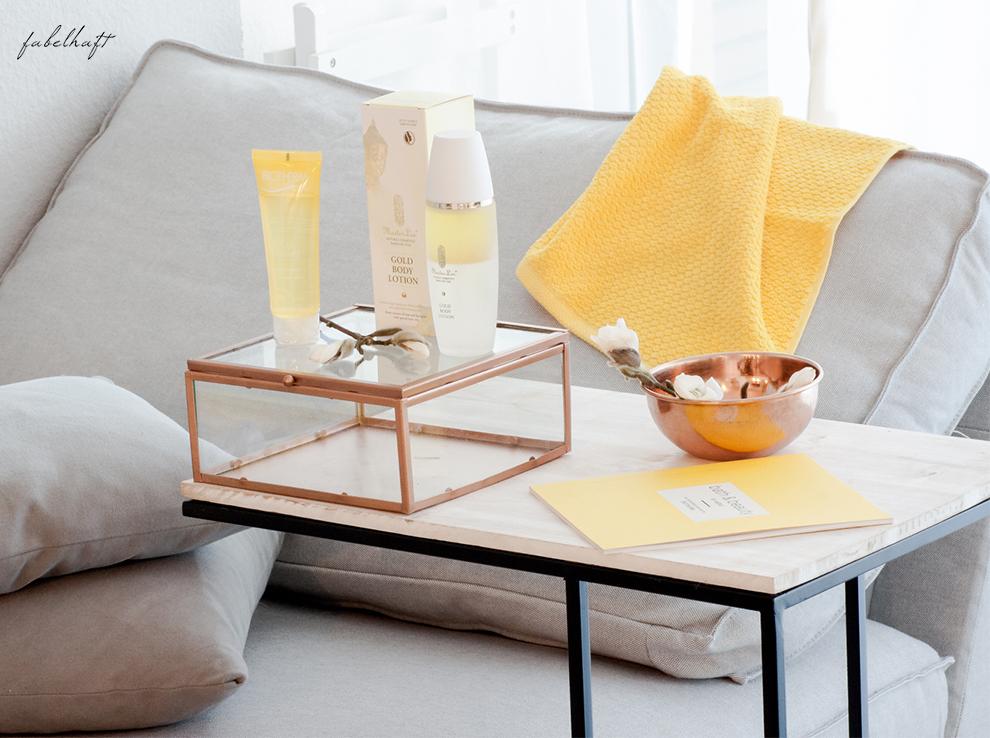 Recarmiere Fein und Fabelhaft Blog Lounge Interior Trend Europa Apotheek Möve Grau Frühling 2