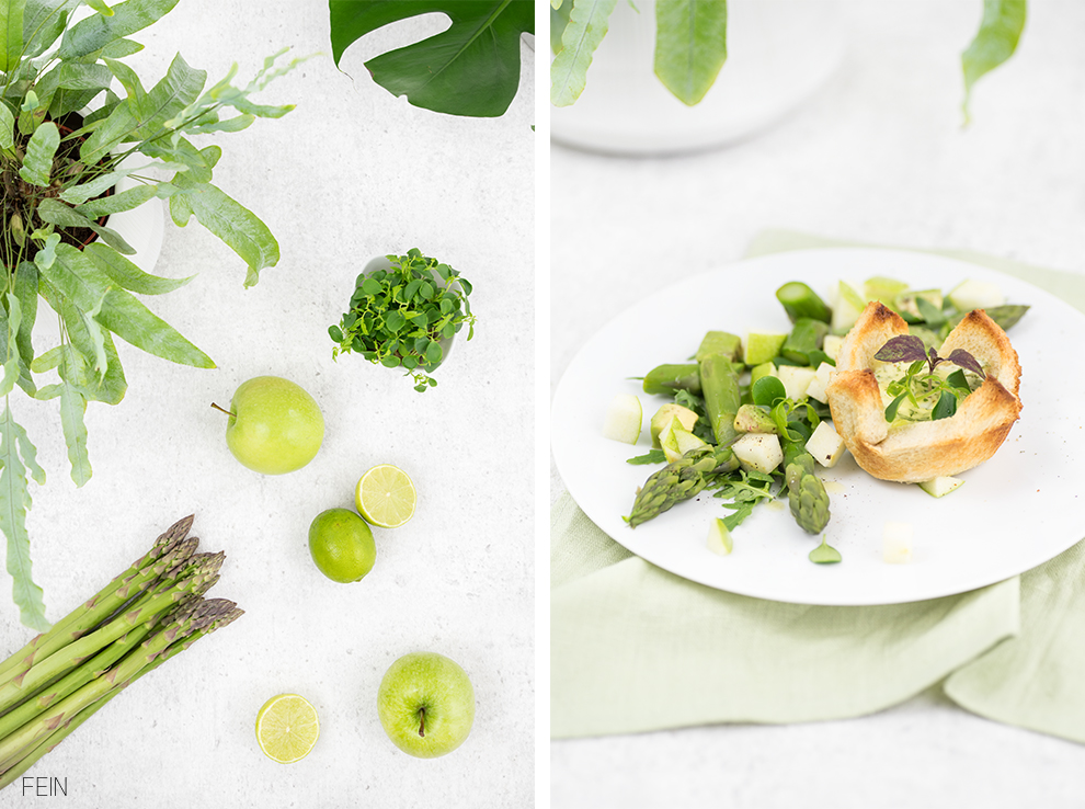 Greenery Food Essen grün