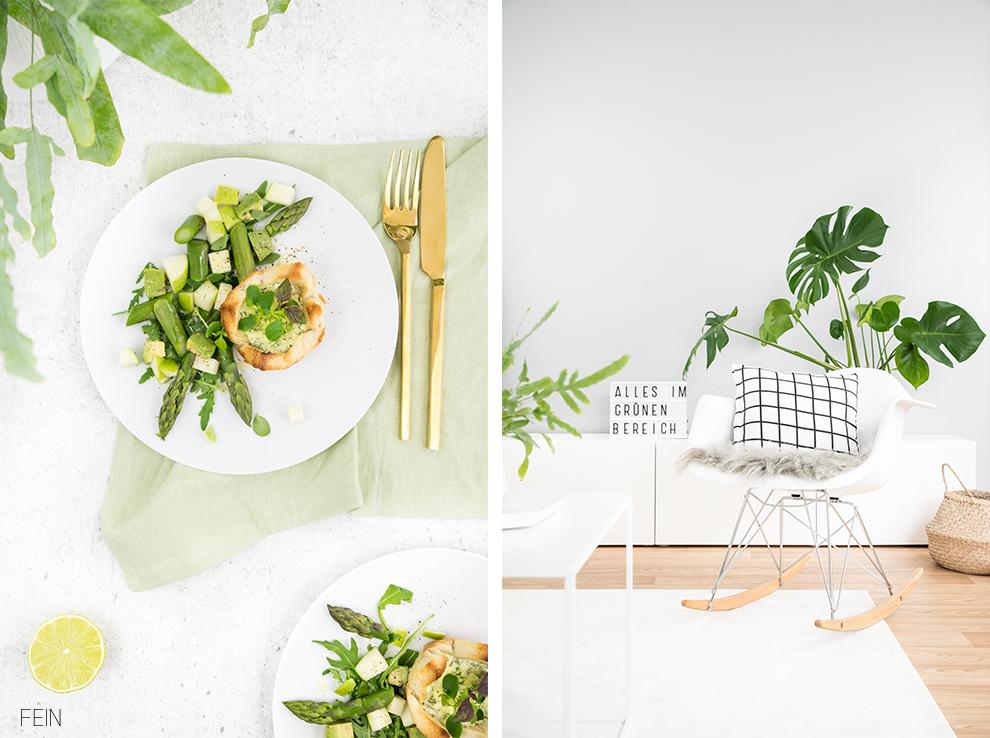 Greenery Interior Trend