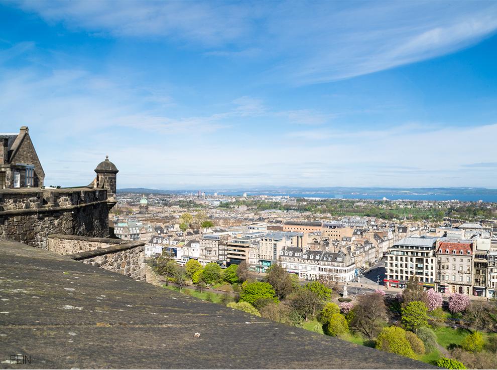 Edinburgh Stadt Travel Citytrip