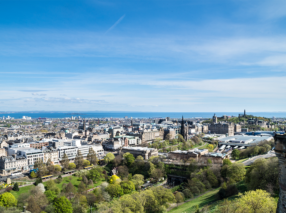 Edinburgh Tipps Städtereise