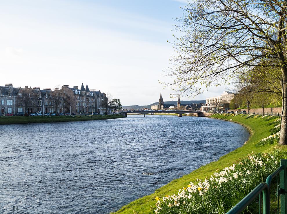 Schottland Inverness