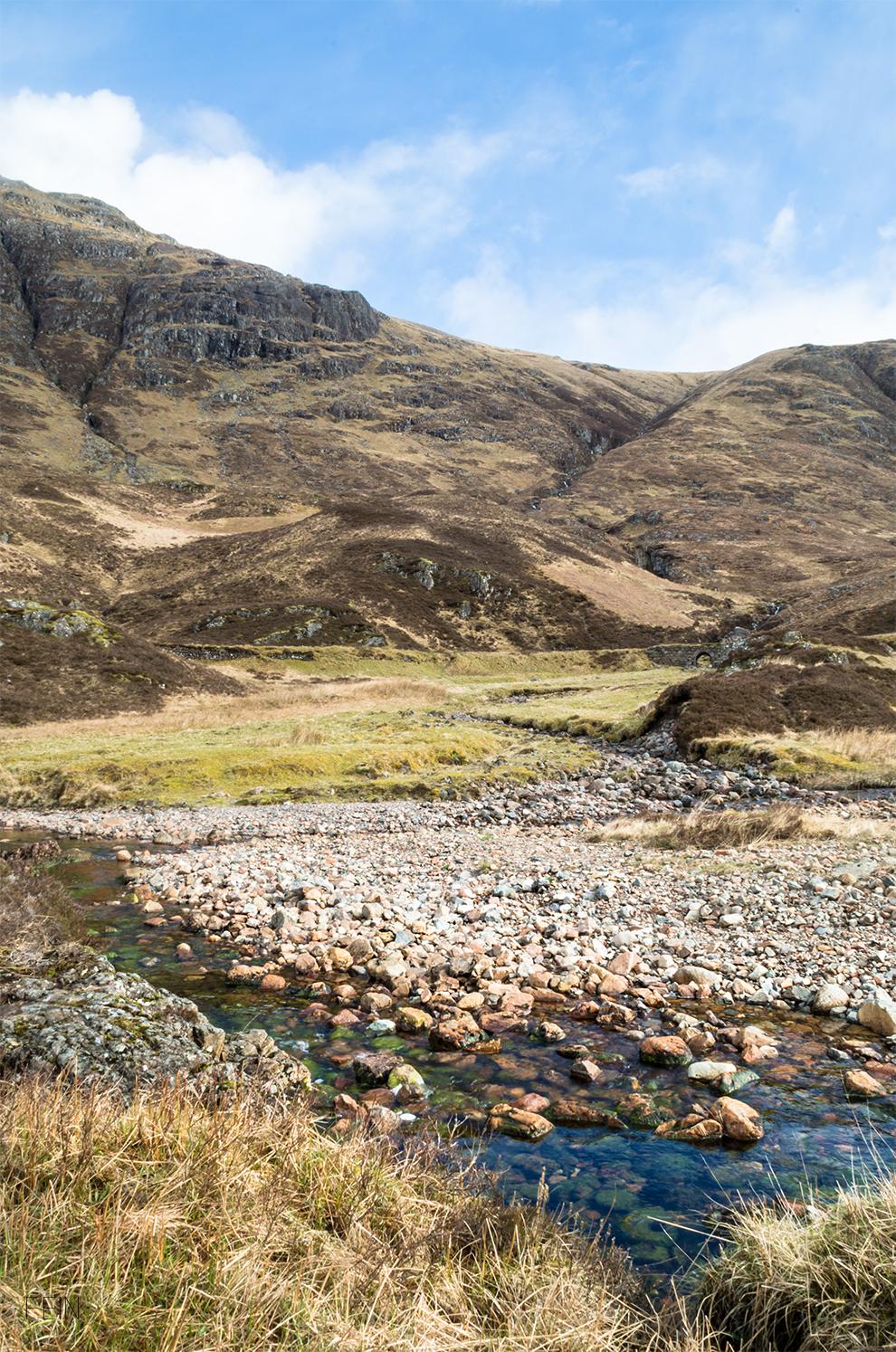 Schottland Natur Berge