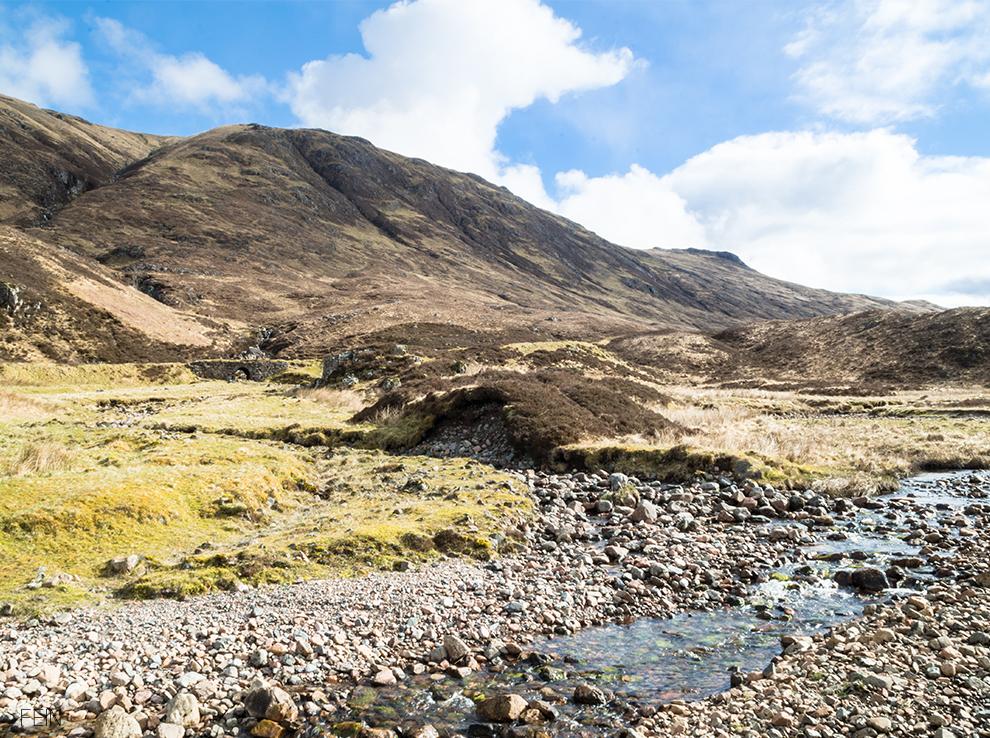 Schottland Natur Wandern
