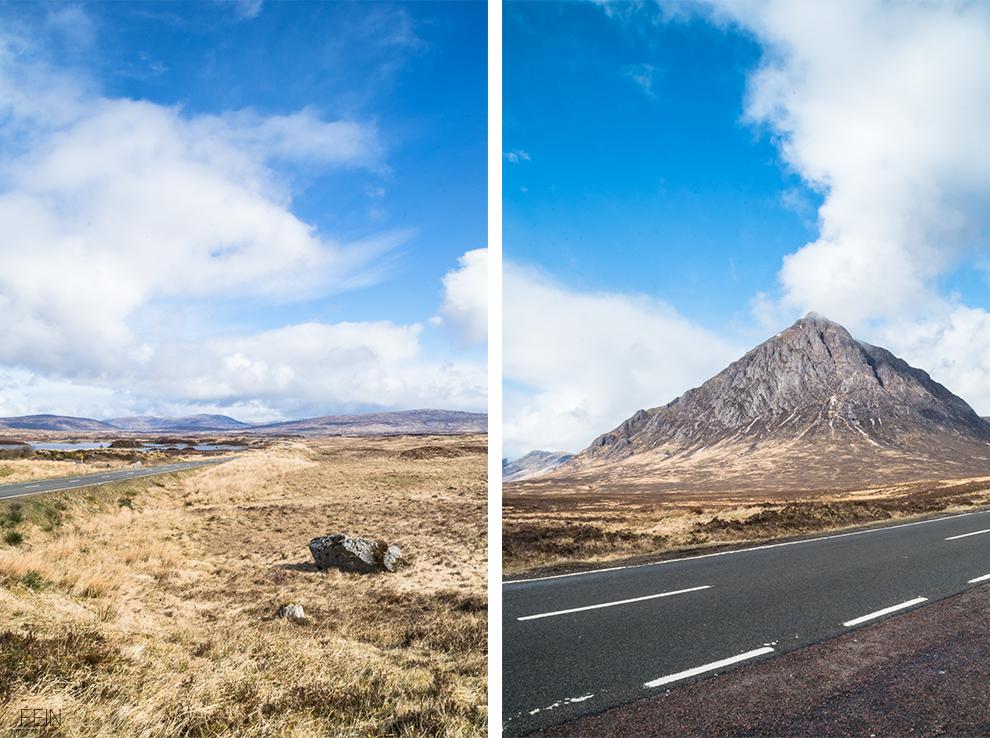 Schottland Travel Reise Roadtrip