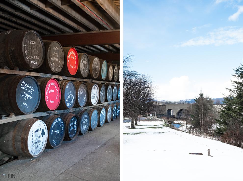 Schottland Whisky Reise
