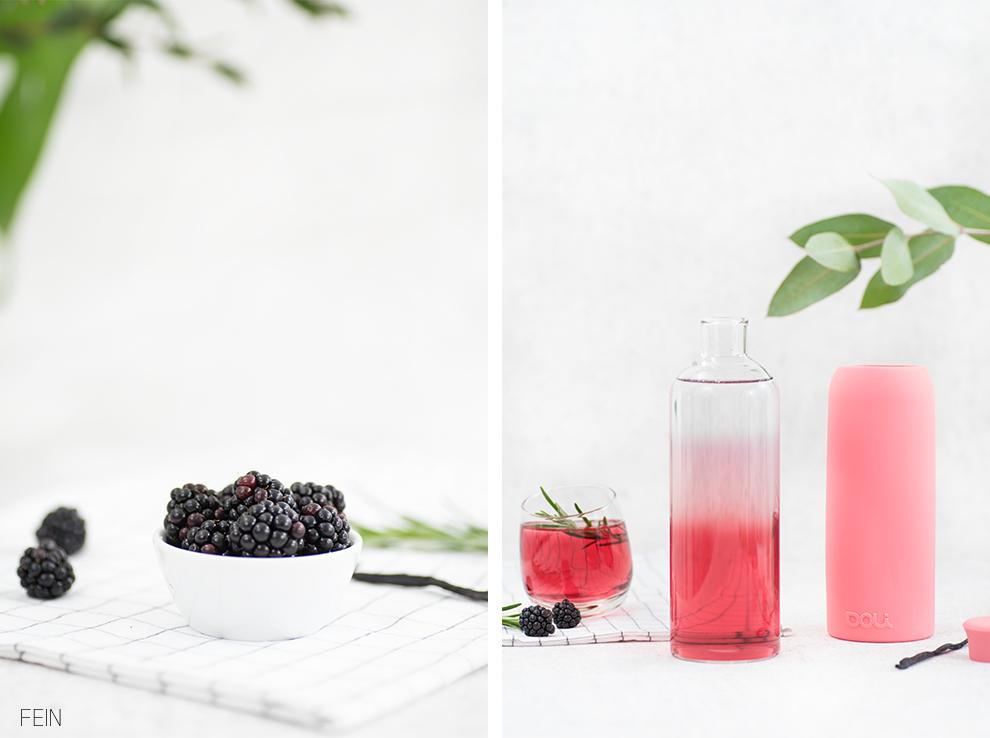 Trinkflasche Design to go ökologisch