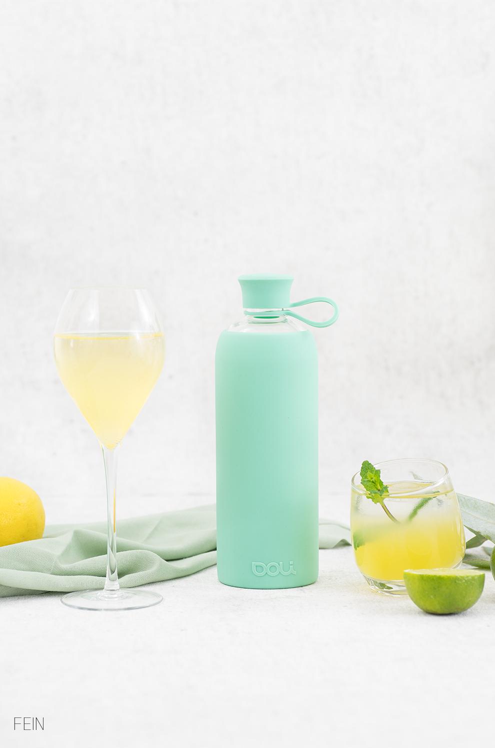 Trinkflasche Doli design to go