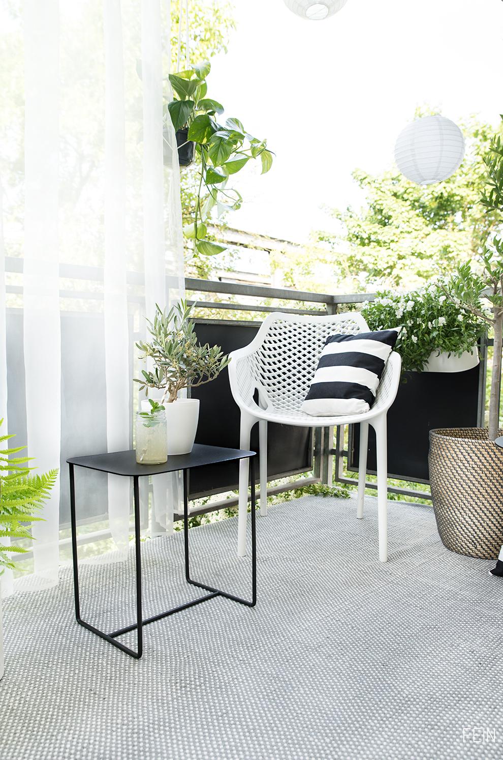 Balkom Möbel Trend Sommer 2017