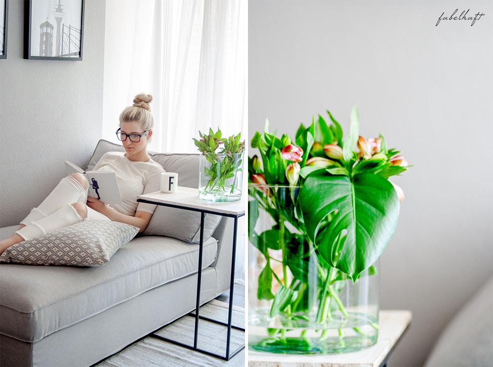 Flaconi Roger Gallet Ylang Beauty Blogger Parfum Lounge Interior Grey Grau Sommer 2