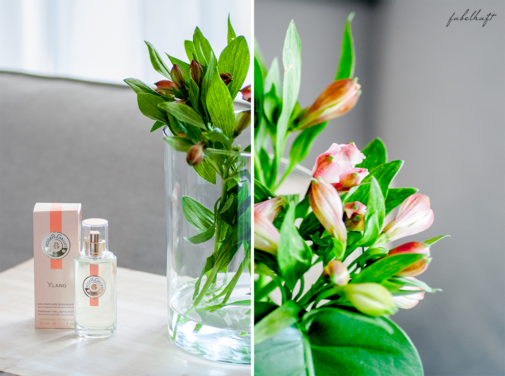Flaconi Roger Gallet Ylang Beauty Blogger Parfum Lounge Interior Grey Grau Sommer 3