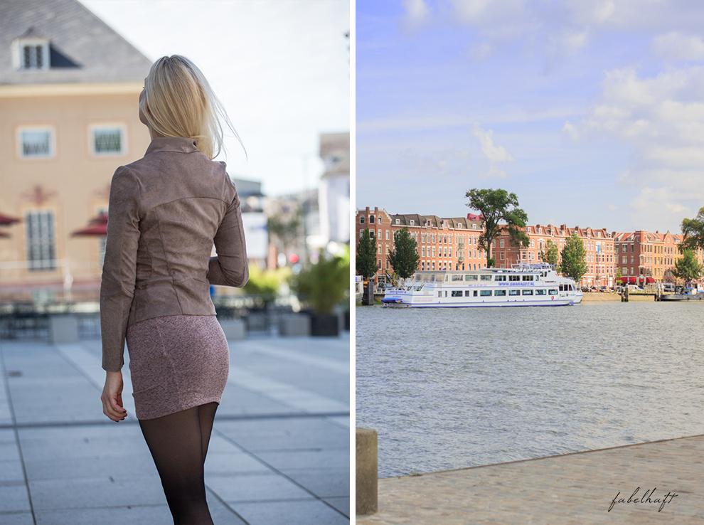 Frühsommer Outfits neutrals soft zarte Töne Farben Malve Beige Blush Rosé Blond Blogger Mode Fashion Trend Sommer 2