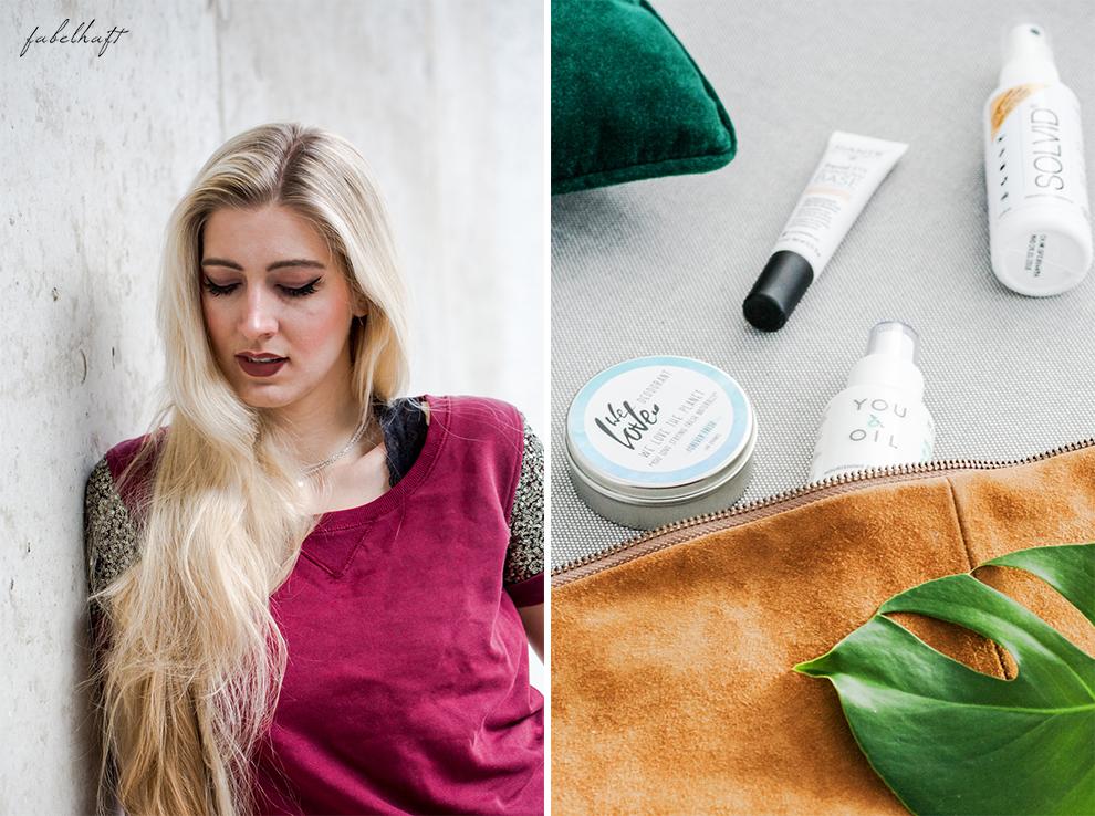 Sante Naturkosmetik Cateye Make-up Tutorial Sommerabend2
