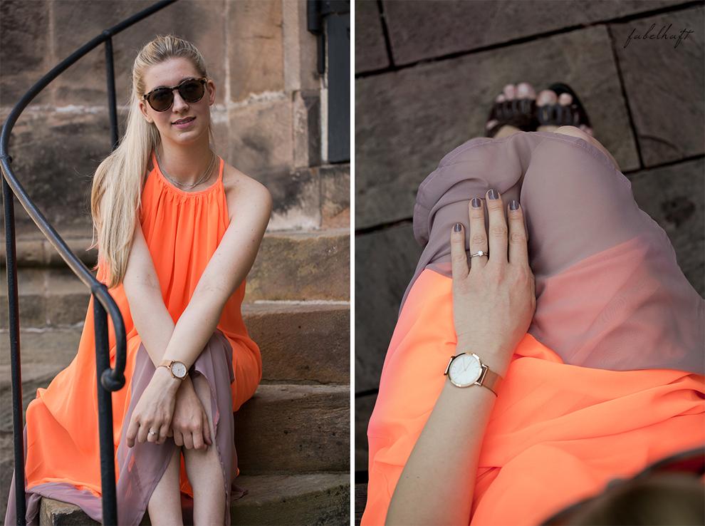 Hochsommer Trend Kleid Sommerkleid Sonnig august Marina Yacht hafen 6