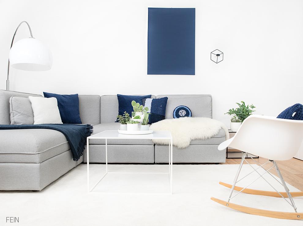 Pantone Interior Einrichtung Wohnzimmer