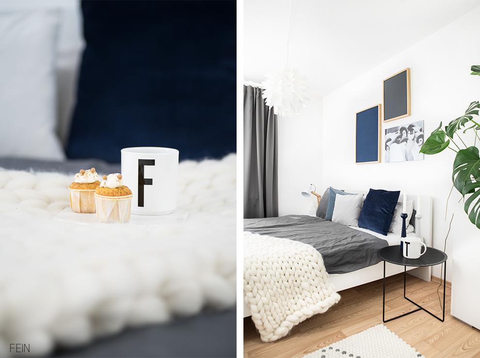 Herbstzeit Schlafzimmer