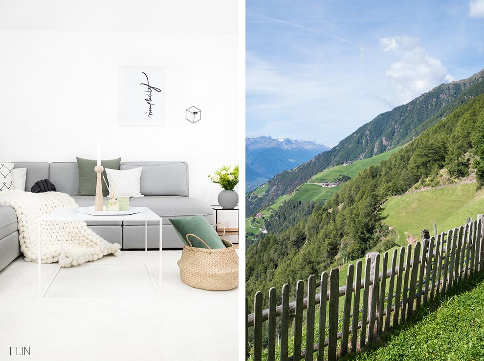 Zuhause & Unterwegs Südtirol