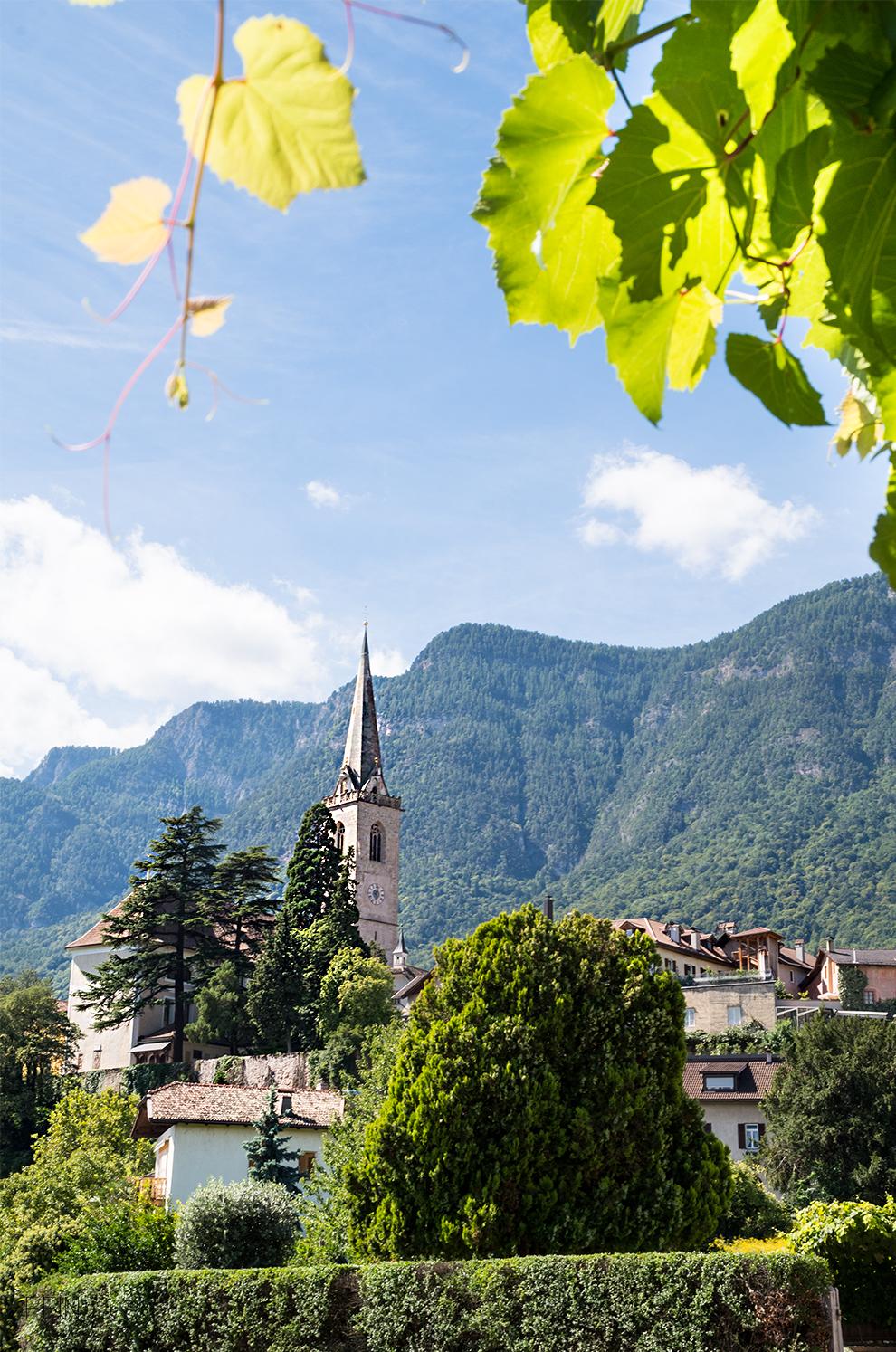 Zuhause und Unterwegs in Südtirol