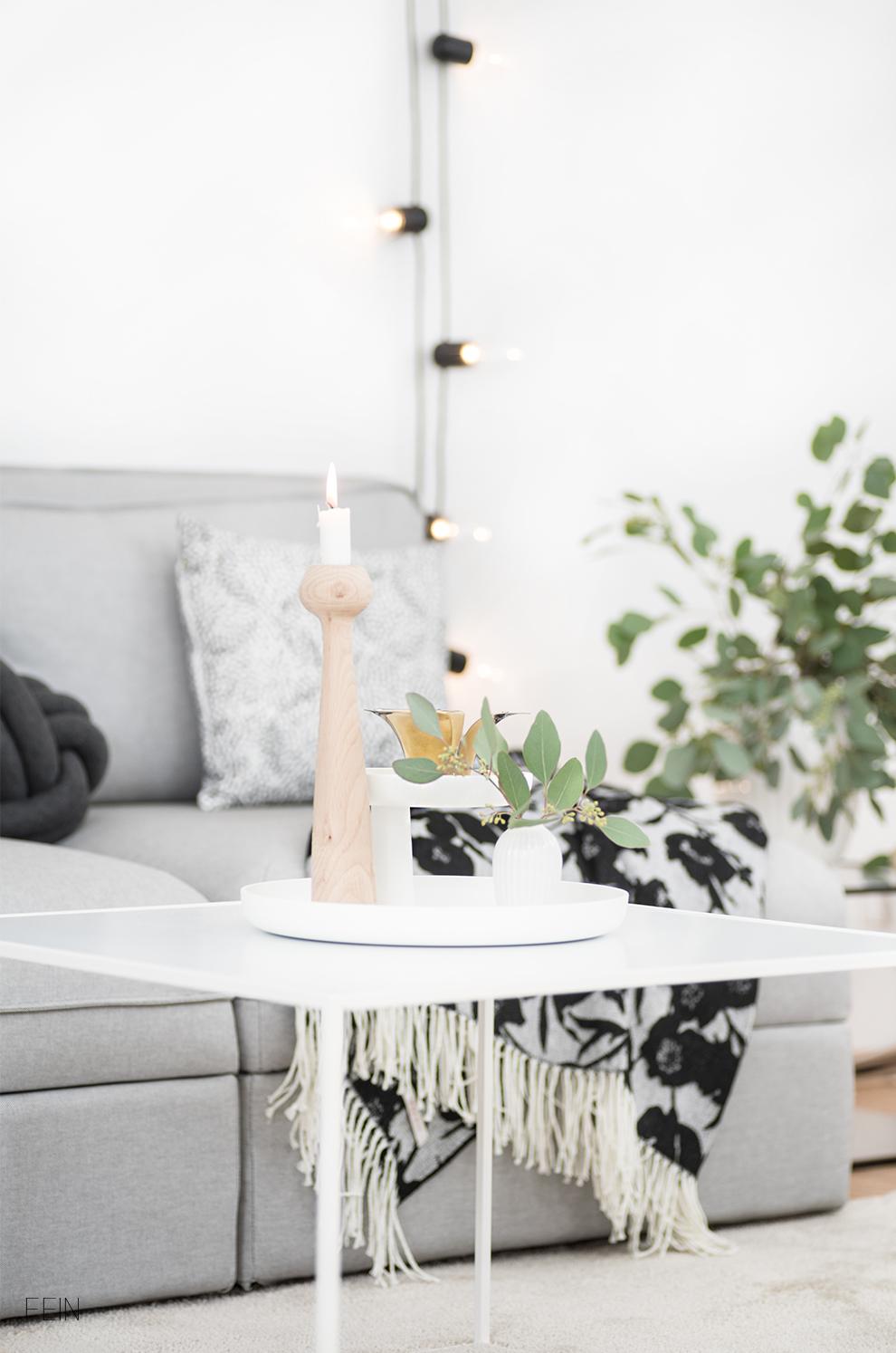 Heimtextilien Herbstdeko Coffe Table Living Room