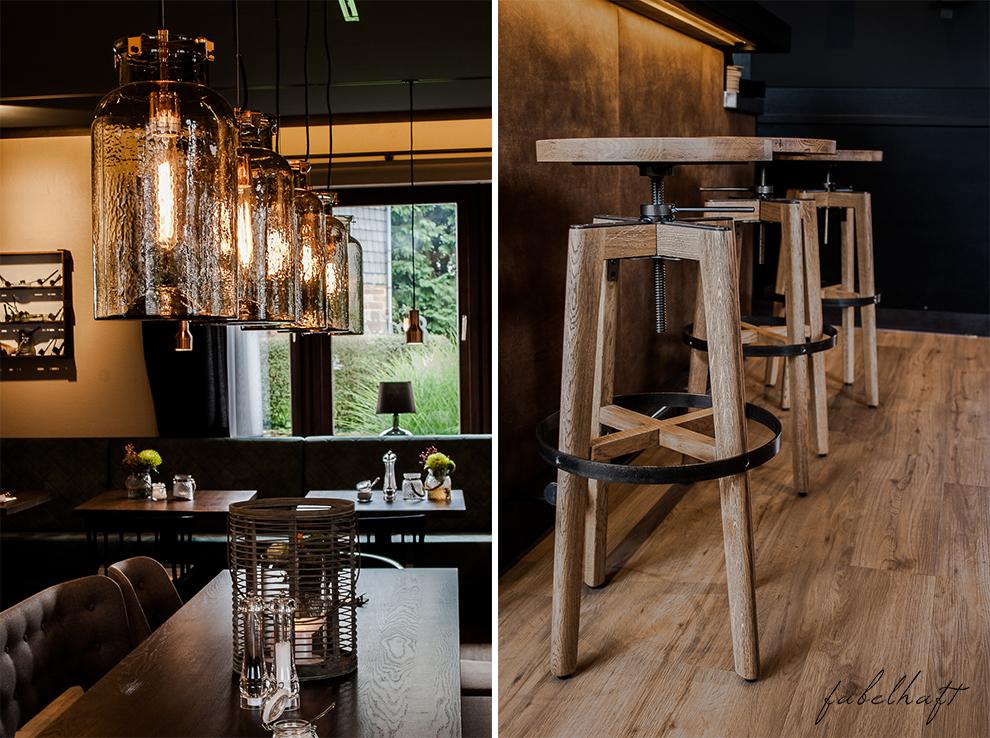 Marburg Restaurant Hotel Emils Bistro Fashion Plisseerock Weihnachten festlich grau Mode Trend 2