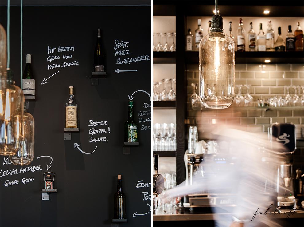 Marburg Restaurant Hotel Emils Bistro Fashion Plisseerock Weihnachten festlich grau Mode Trend 7