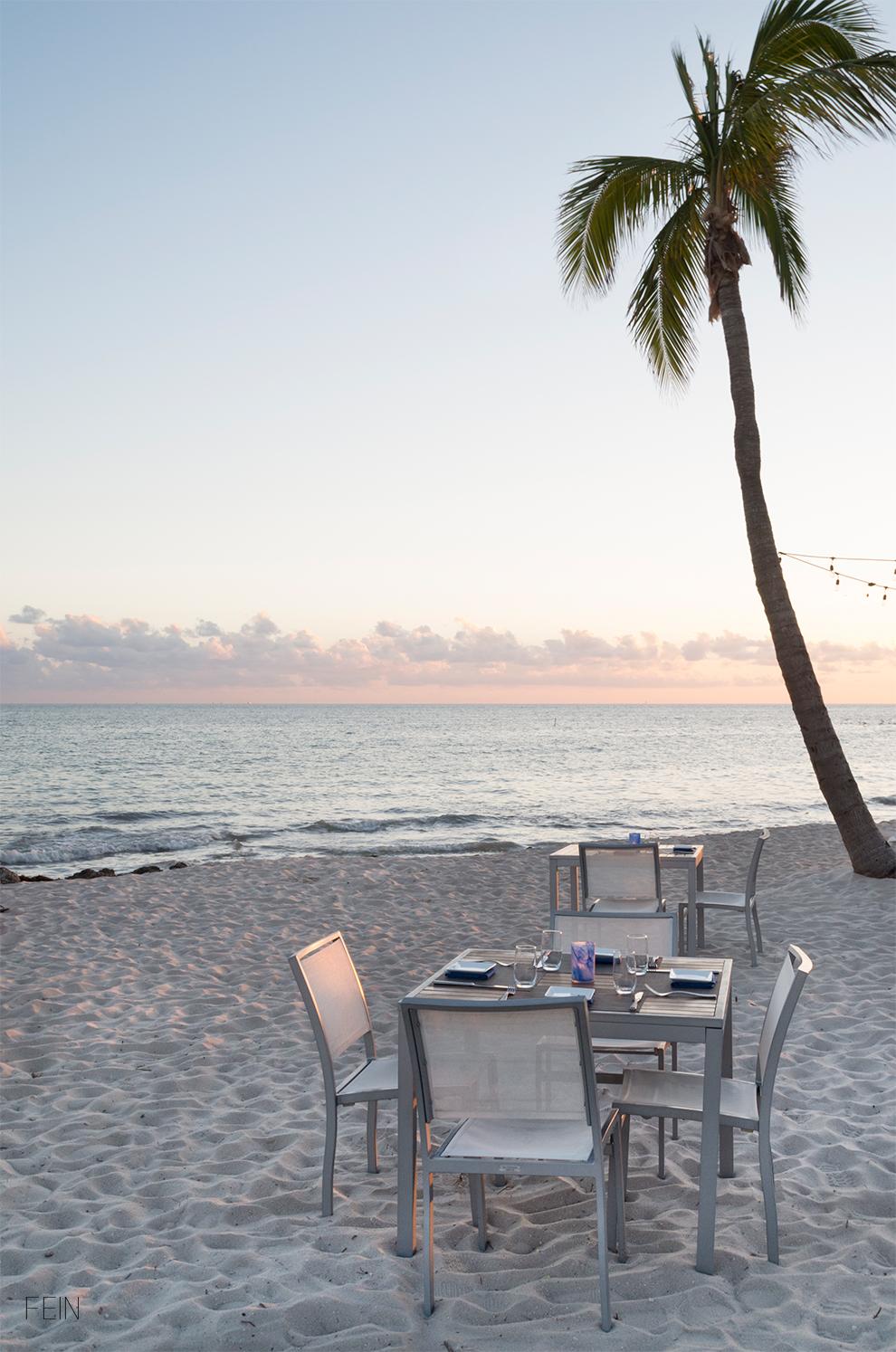 Florida Dinner at the Beach