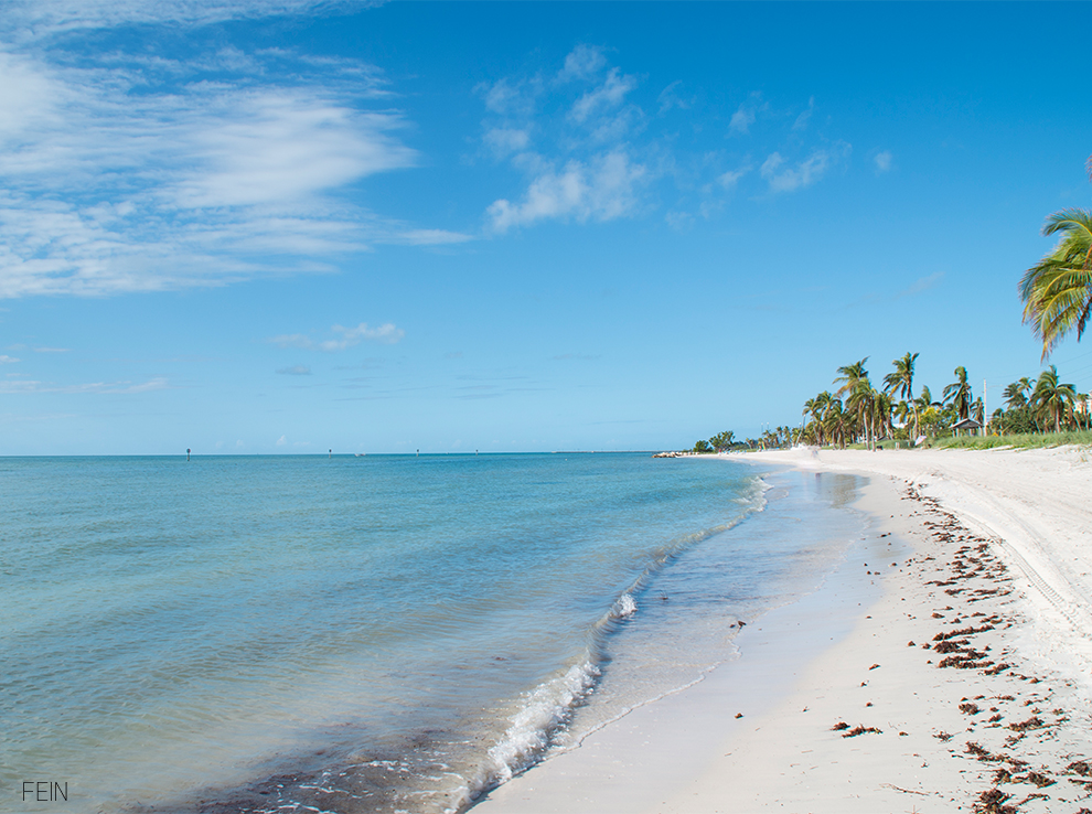 Florida Key West Beach