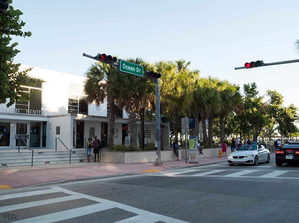 Florida Miami Ocean Drive