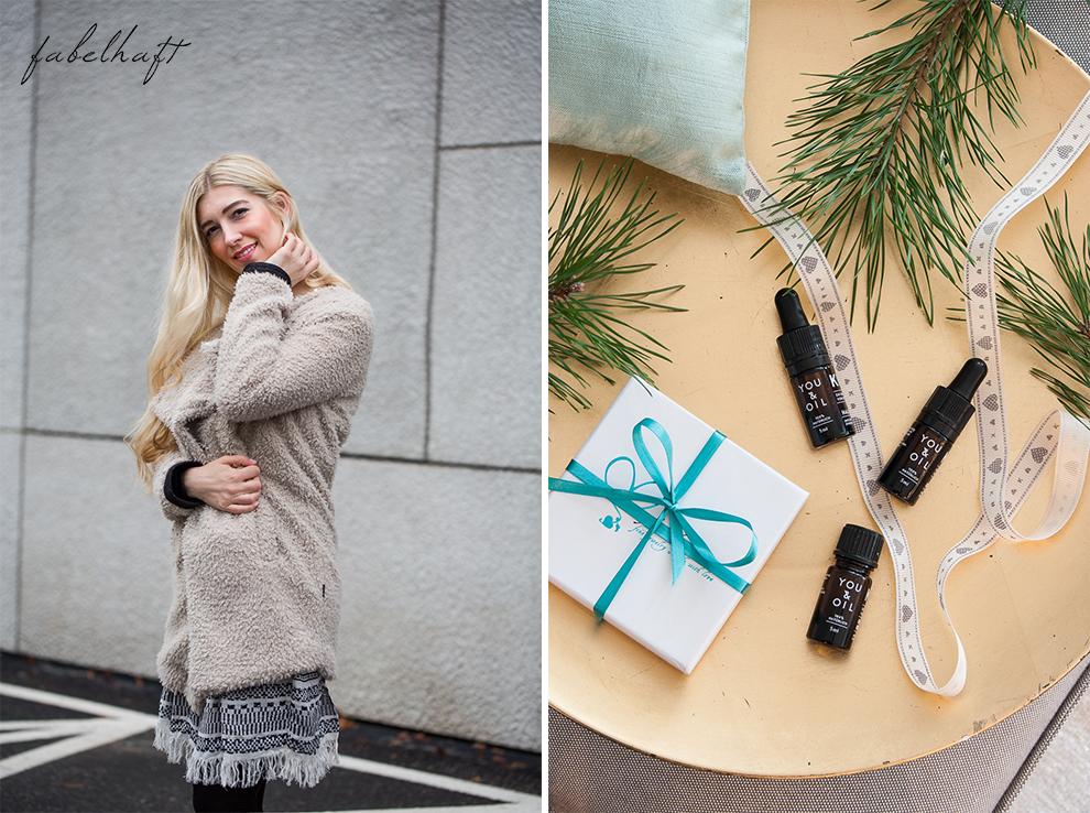 My little bonheur You&Oil K1 Aromatherapie Plättchenkette Familienkette Disc Roségold Weihnachsgeschenk persönlich Handmade 4