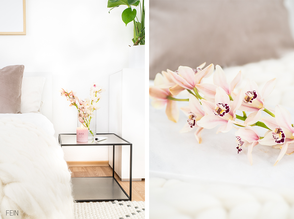 Sanfte Farben Schlafzimmer Einrichtung