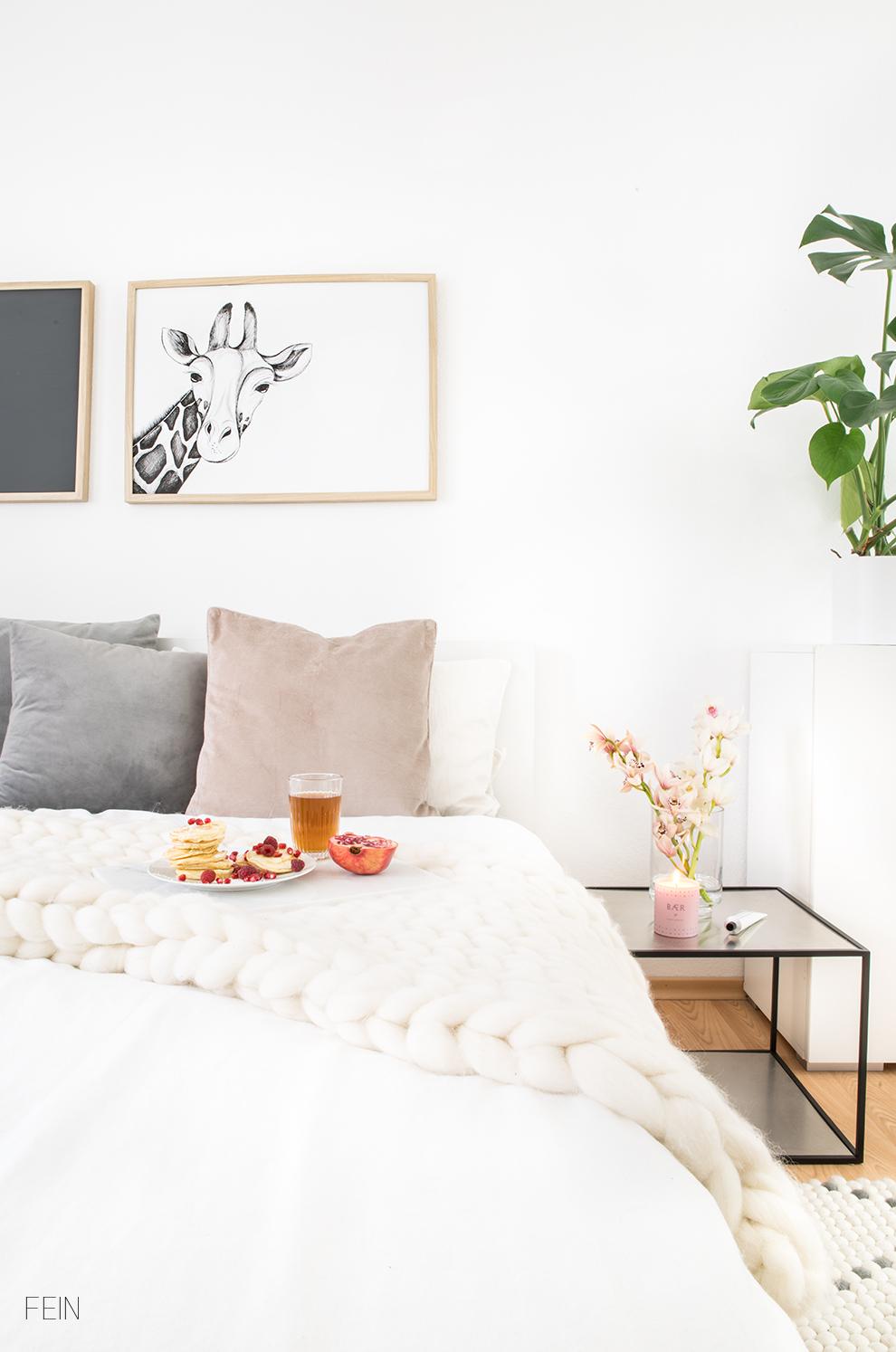 Sanfte farben skandinavisch wohnen fein und fabelhaft for Skandinavisch wohnen