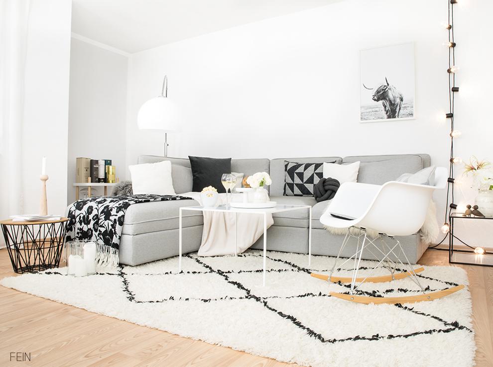 serienabend must haves fein und fabelhaft. Black Bedroom Furniture Sets. Home Design Ideas