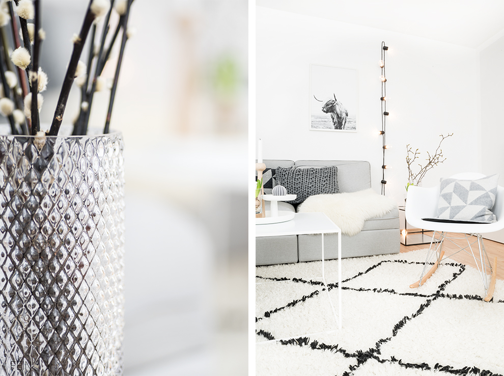 Wohnzimmer Styling Nordic Home