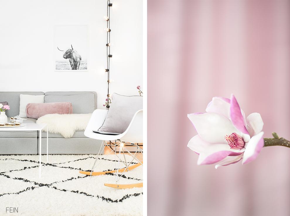 samt vorh nge kissen rose fein und fabelhaft. Black Bedroom Furniture Sets. Home Design Ideas